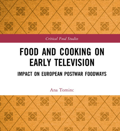 Food and Cooking on Early Television: Impact on European Postwar
